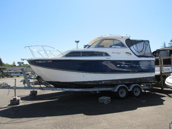 Bayliner 266 Discovery Bayliner 266 Discovery, Boats for Sale Seattle, Seattle Boats