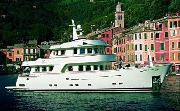Terranova Yachts T 85 Explorer