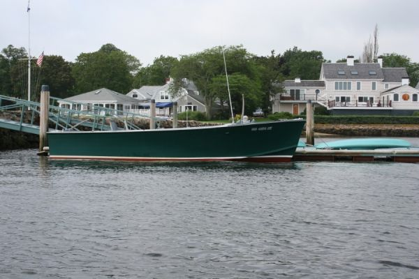 Enoch Winslow Bass Boat Photo 1