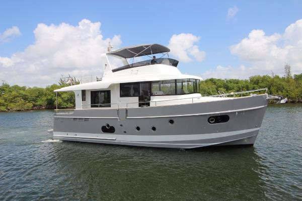 Beneteau Swift Trawler IN Stock Hull #48