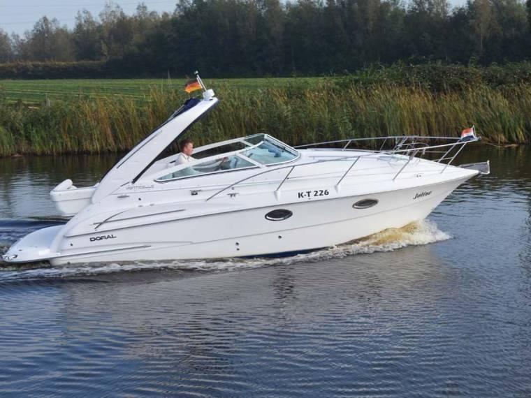 Doral Boat Doral Monticello 250