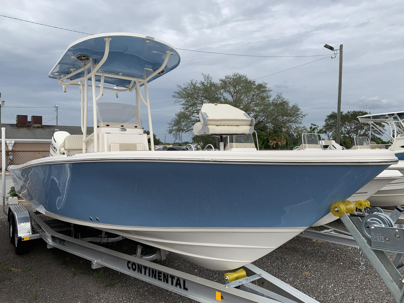 Sea Chaser 26 LX