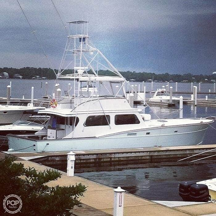 NORSEMAN YACHTS 56 1977 Norseman Yachts 54 for sale in Gulf Shores, AL
