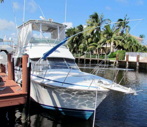 Bertram 38 Sport Fisherman STARDUST