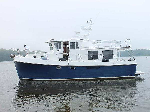American Tug Pilothouse Profile
