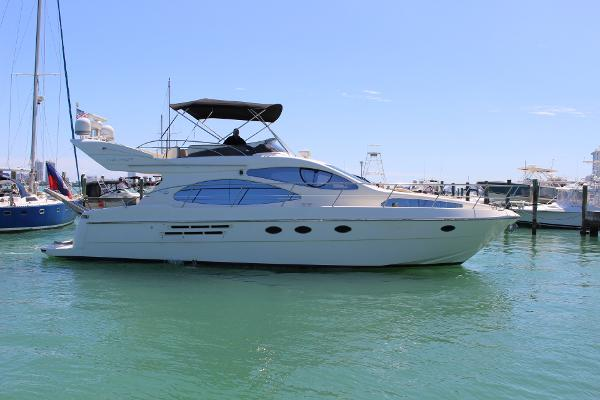 Azimut 46E Azimut 46 Evolution Profile