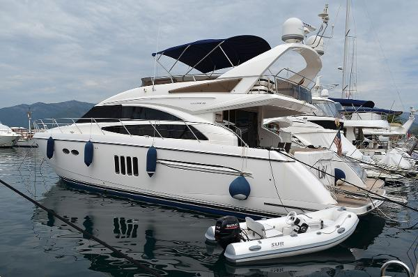 Princess 62 Flybridge Princess 62 For Sale