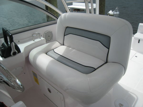 Double-wide Captain's Seat