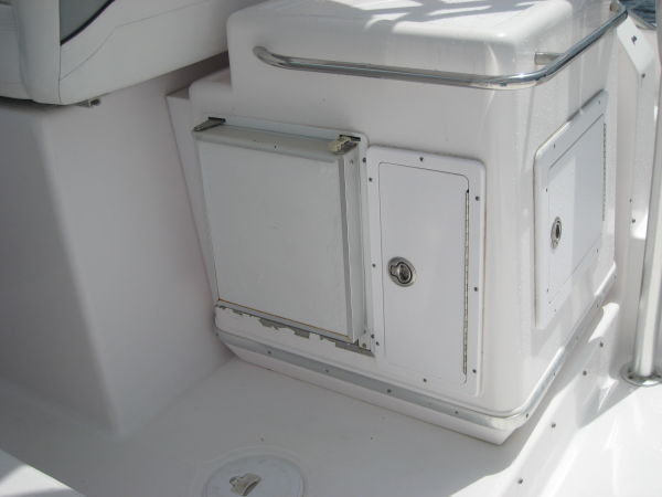 Exterior of Ice Maker