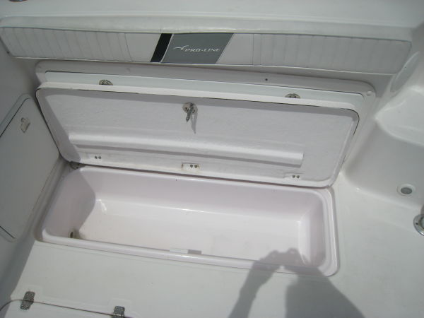 Port Cockpit Storage Box