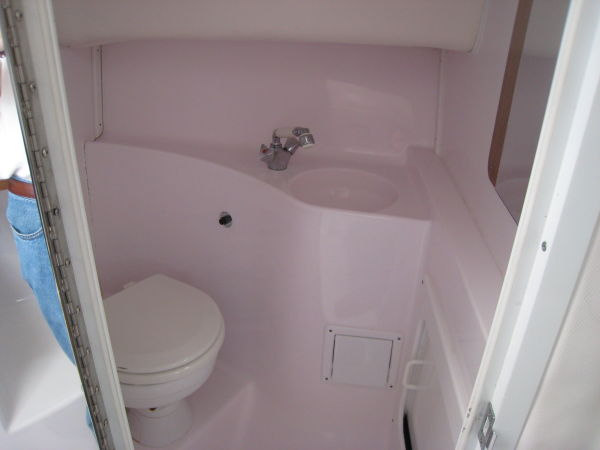 Head Sink/Shower