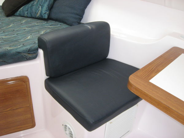 Dinette Seat Forward