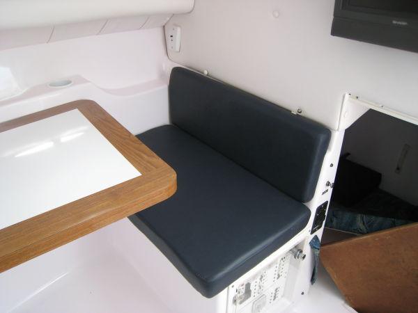 Dinette Seat Aft