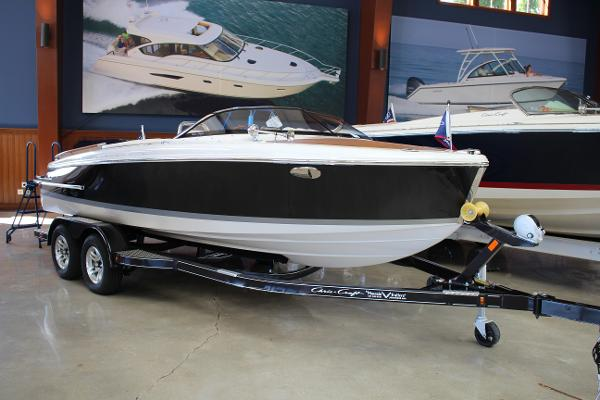 Chris-Craft Capri 21 Full boat, trailer