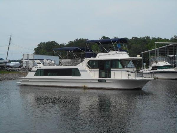 Harbor Master 52 Wide Body Profile