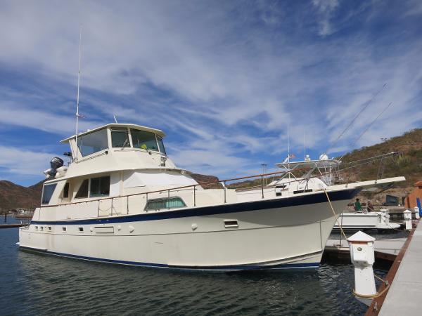 Hatteras Yacht Fisherman 1971 Hatteras 58 for sale