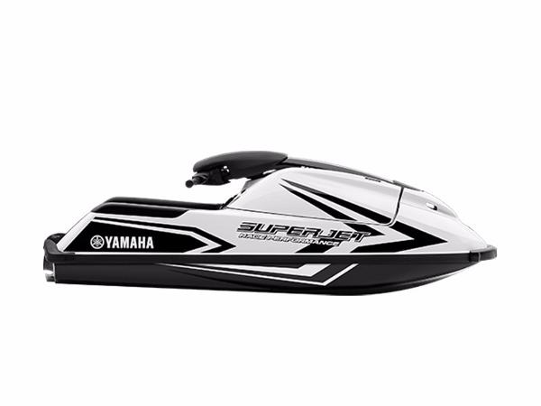 Yamaha Boats Super Jet