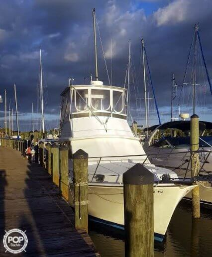 Cape Dory Offshore 36 Flybridge Cruiser 1988 Cape Dory 36 for sale in Goodland, FL