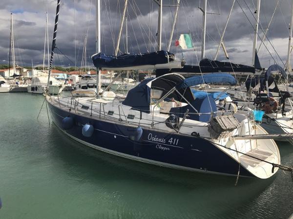 Beneteau Oceanis Clipper 411 BENETEAU - OCEANIS 411 CLIPPER - exteriors
