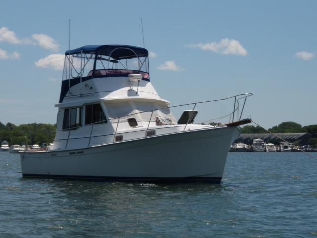 Cape Dory Flybridge