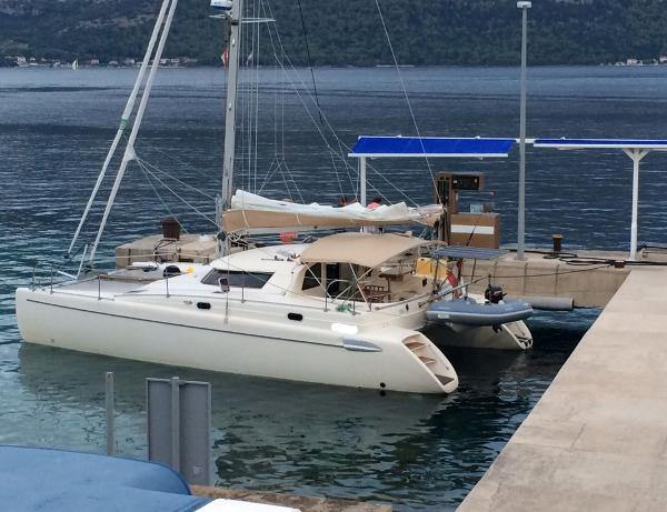 Fountaine Pajot Tobago 35