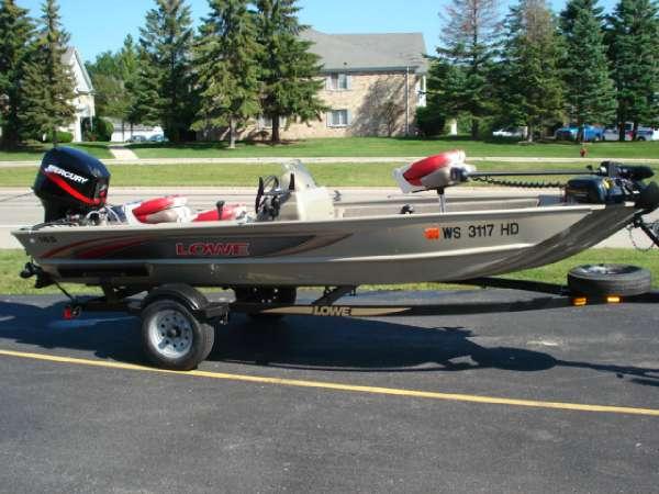 Lowe 165 Fish N Ski