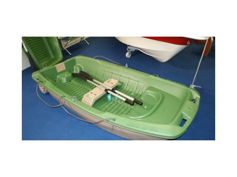 Ruderboot Angelboot BIC Sportyak 245