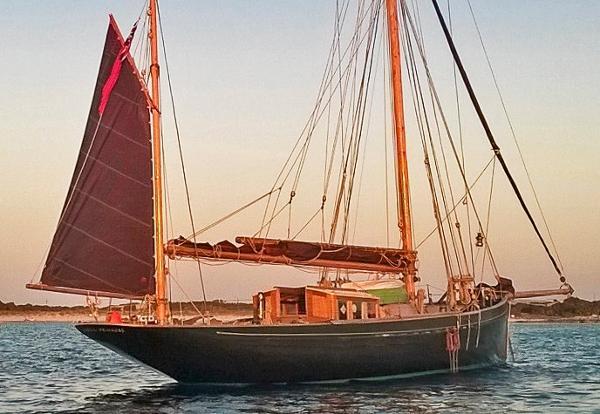 Ashley Butler Mayflower 50