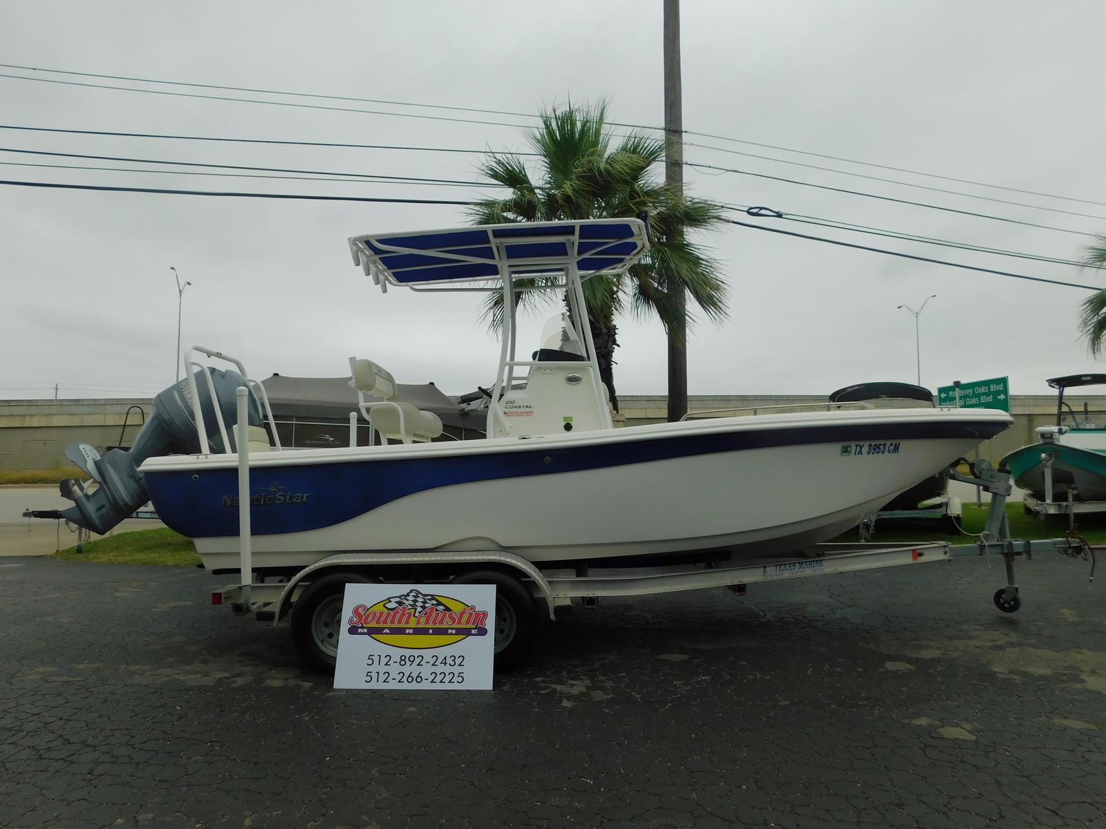 NauticStar 210 Coastal