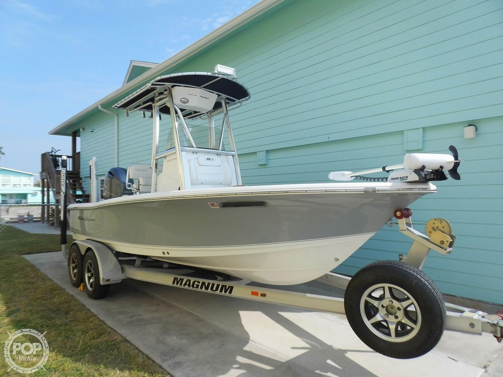 Sea Hunt BX 20 BR 2016 Sea Hunt BX 20 BR for sale in Rockport, TX