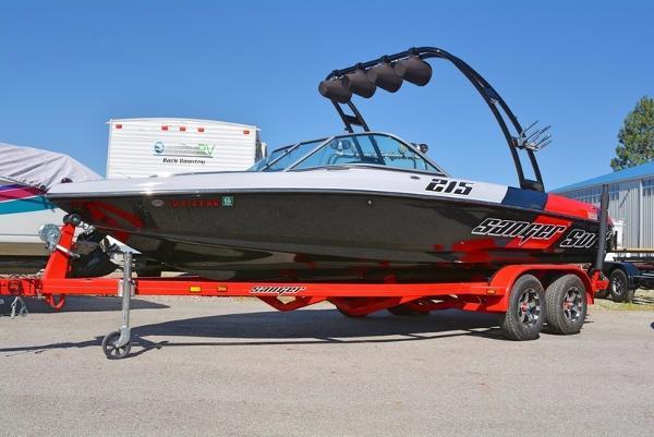 Sanger Boats 215S