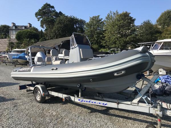 Highfield 540 Ocean master