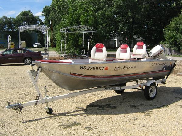 Northwoods 1467 Fisherman