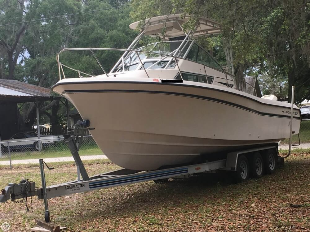 Grady-White Sailfish 25 Sport Bridge 1994 Grady-White Sailfish 25 Sport Bridge for sale in Auburndale, FL