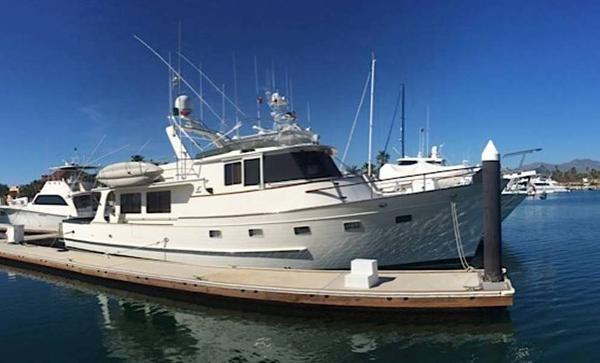Fleming Pilothouse Motor Yacht 55' Fleming Pilothouse MY
