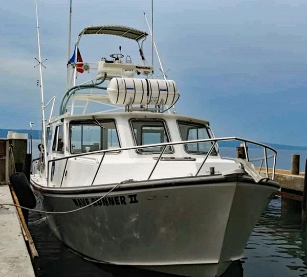 Evans & Sons 38' Deadrise Commercial Dive and Fish USCG Certified for 28 passengers