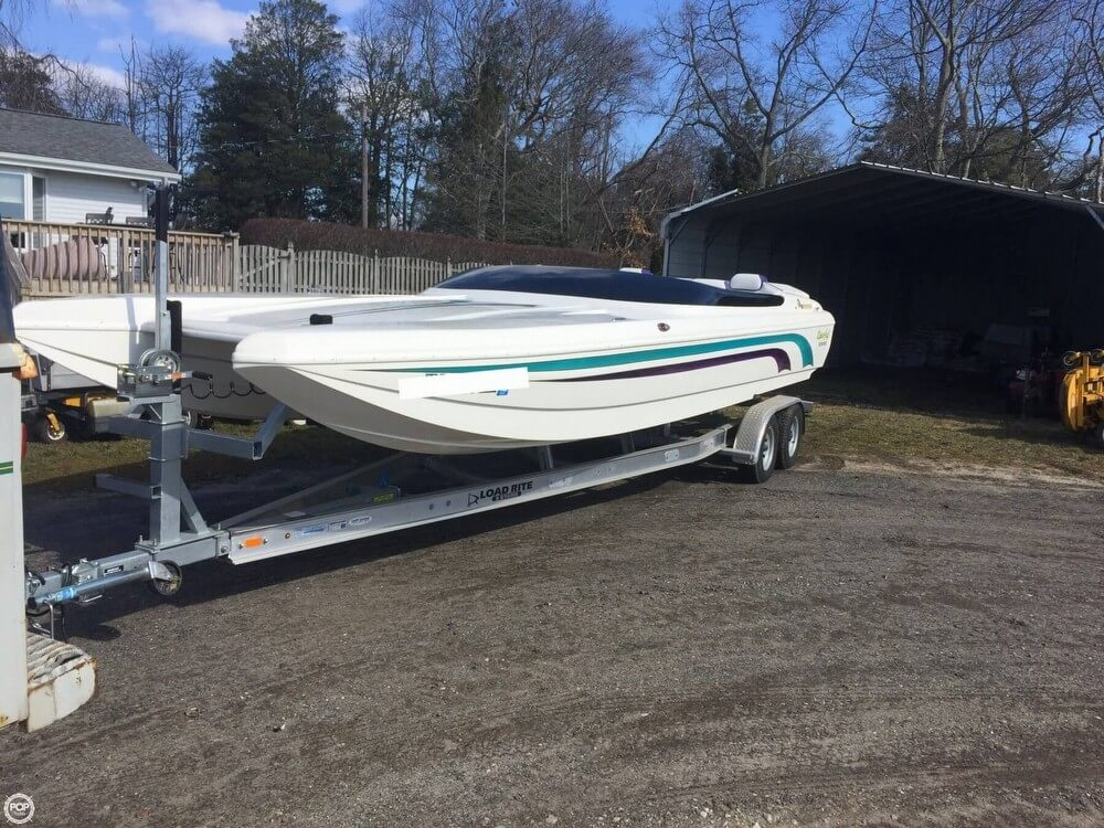 Raysoncraft 26 Prowler 2002 Rayson Craft 26 Prowler for sale in Bayville, NJ
