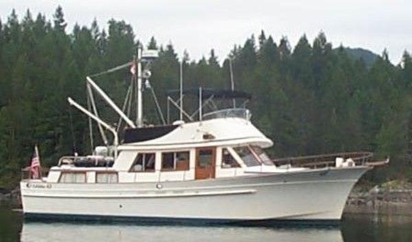 Albin Aft cabin  Trawler