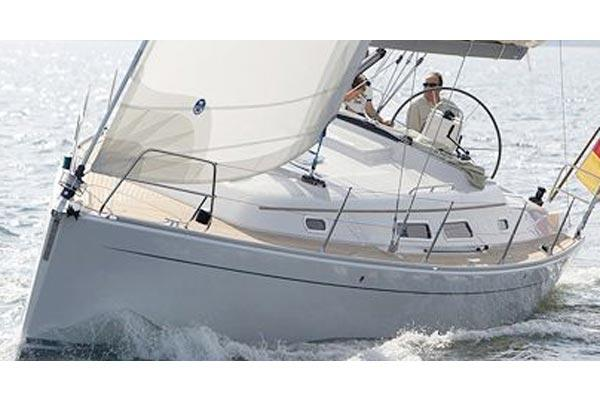 Hanse 370 Manufacturer Provided Image: Hanse 370