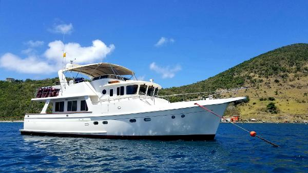Selene Pilothouse 53