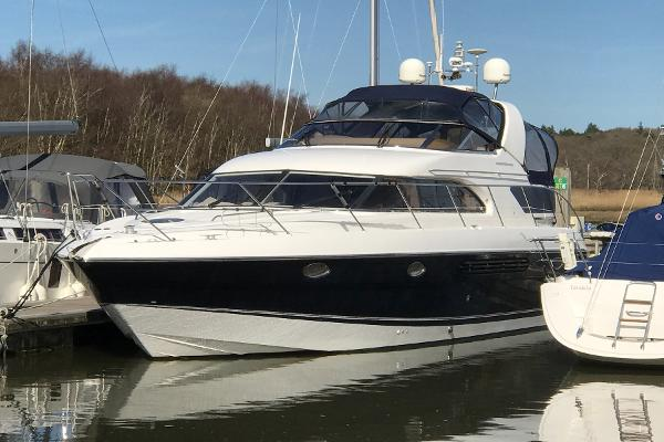 Fairline Phantom 43 AC Fairline Phantom 43 AC (Actual Vessel)