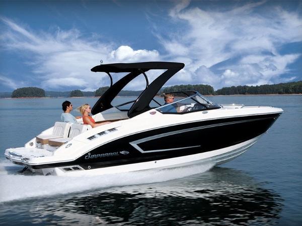 Chaparral 257 Sport Boat