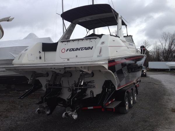 2008 fountain 38 express cruiser, toronto canada boats com  previous next