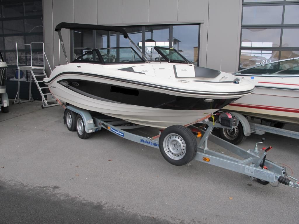 Sea Ray 190 SPXE  auf Lager