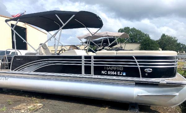 Harris FloteBote 250 SUNLINER
