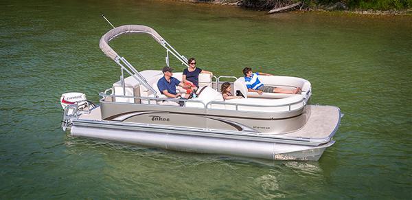 Tahoe Pontoons  23 ft. GT Promo Cruise