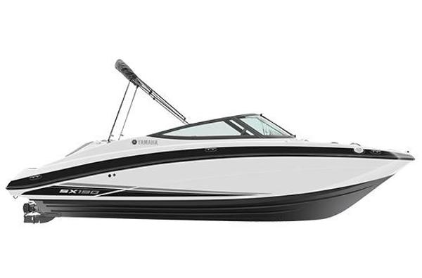 Yamaha jet boats SX 190