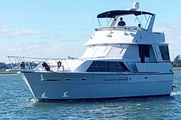Chris-Craft Constellation Profile