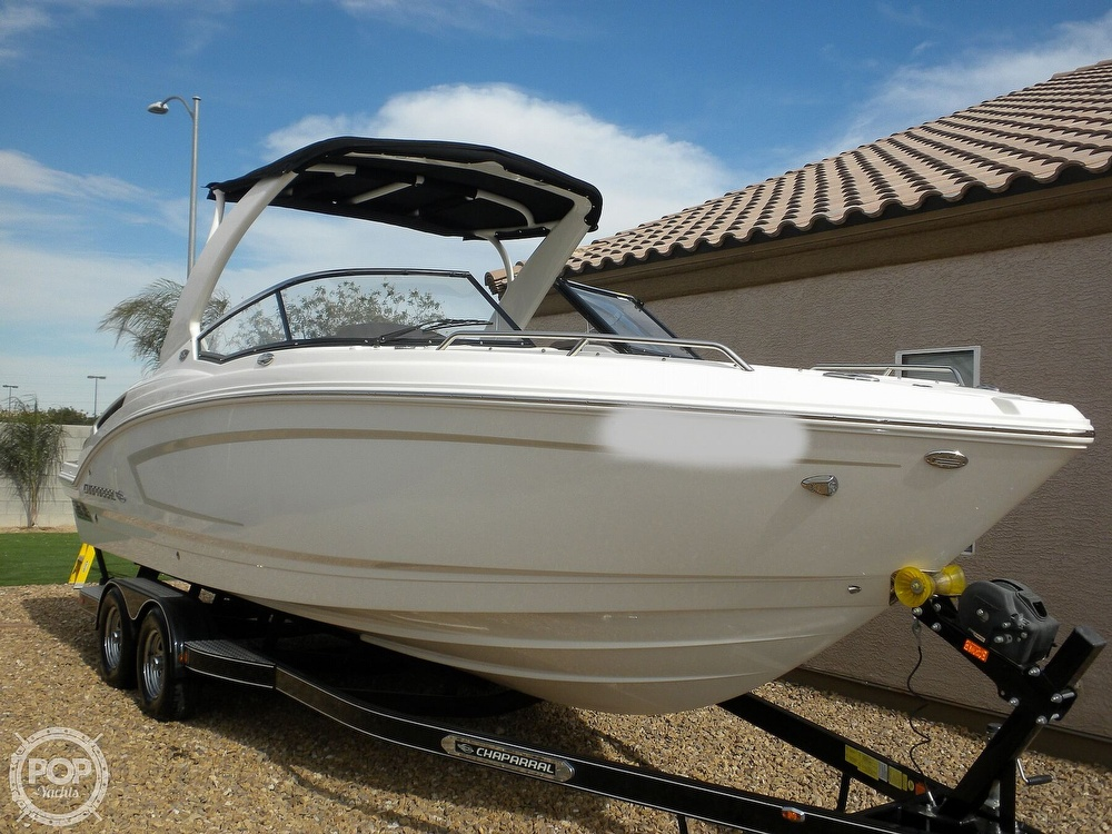 Chaparral 257 SSX 50th Anniversary Edition 2015 Chaparral 257 SSX 50th Anniversary Edition for sale in Las Vegas, NV