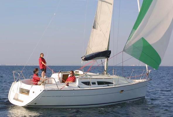 Jeanneau Sun Odyssey 32i Manufacturer Provided Image: Sun Odyssey 32
